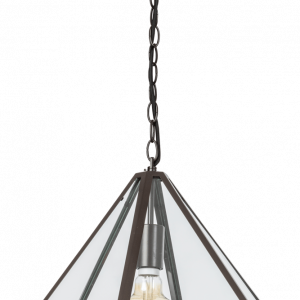 ETH hanglamp Fame diamant - coffee