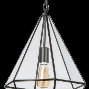 ETH hanglamp Fame - nikkel