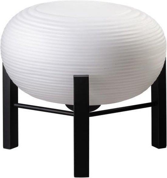 ETH tafellamp Carl 30 cm - wit
