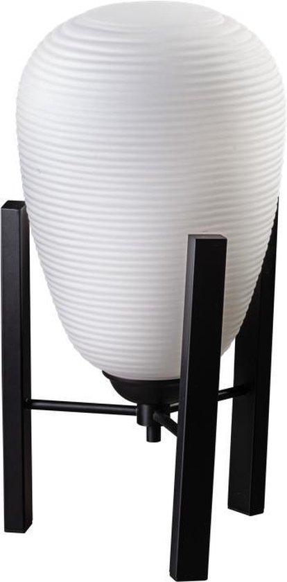 ETH tafellamp Carl 50 cm - wit