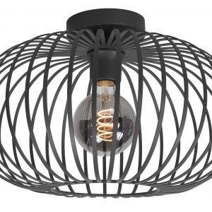 Highlight plafondlamp Bolato 40 cm - zwart