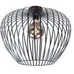 Highlight plafondlamp Mela 40 cm - zwart