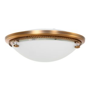 Steinhauer - Ceiling and wall - plafondlamp - Brons