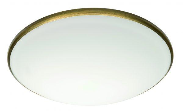 HighLight plafondlamp Art Ø 30 cm - brons
