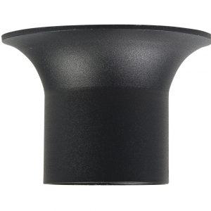 HighLight lamppendel onderdeel Fantasy ring - zwart