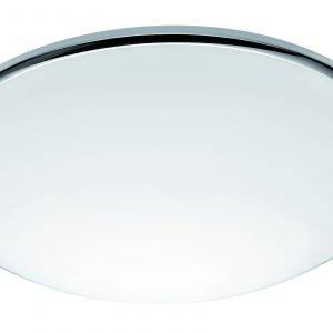 HighLight plafondlamp Art Ø 30 cm - chroom