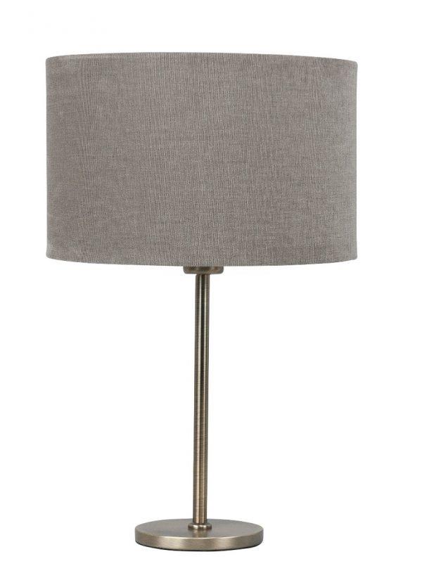 HighLight tafellamp Project - brons excl. kap