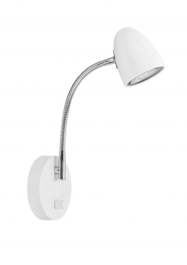 HighLight wandlamp Cone - wit