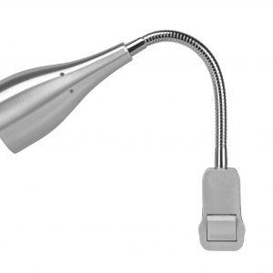 HighLight wandlamp Elite - mat staal