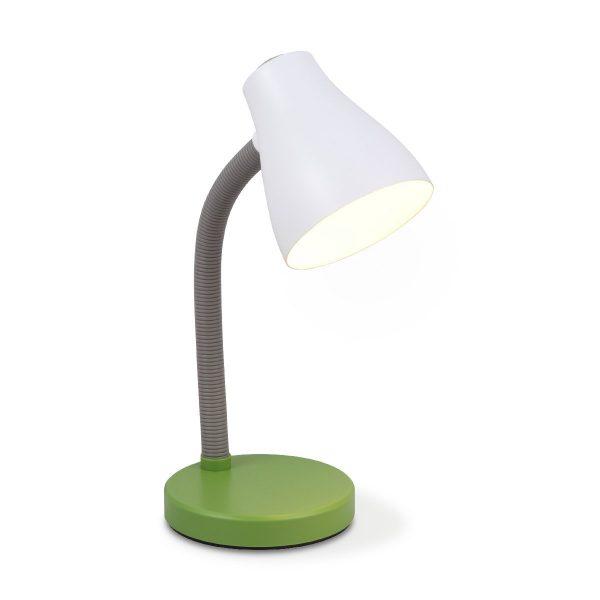 Home sweet home bureaulamp Rocker 35 cm - groen