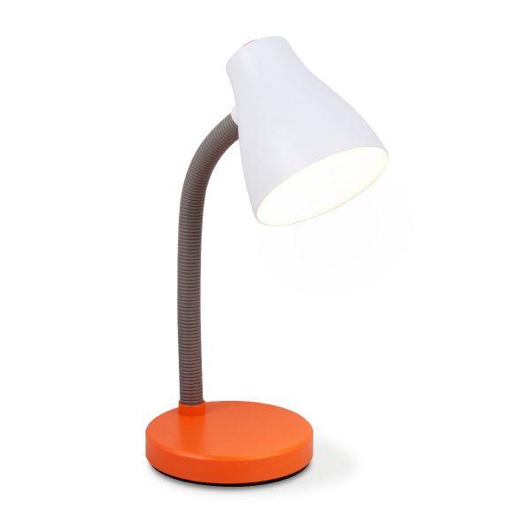 Home sweet home bureaulamp Rocker 35 cm - oranje