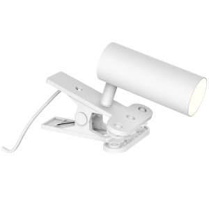 Home sweet home klemlamp LED Clips tube - wit