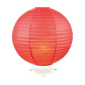 Home sweet home tafellamp Lampion Ø 40 cm - rood