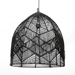 Bazar Bizar - The Bala - hanglamp L - zwart