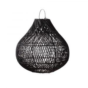 Bazar Bizar - The Bottle - hanglamp M - zwart