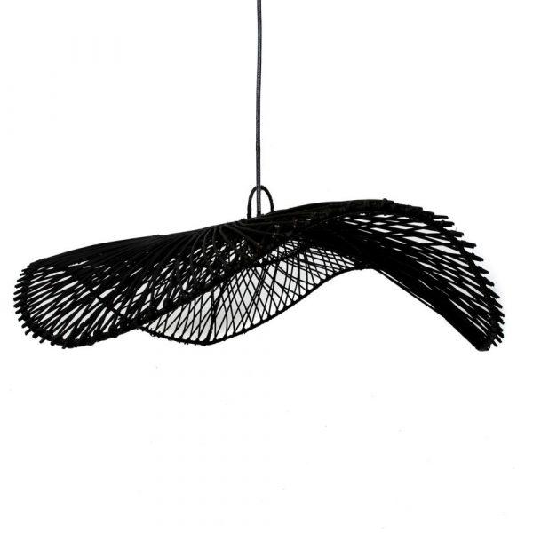 Bazar Bizar - The Chapeau - hanglamp L - zwart