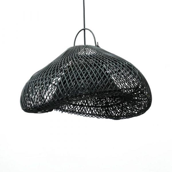 Bazar Bizar - The Cloud - hanglamp M - zwart