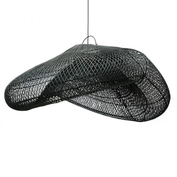 Bazar Bizar - The Cloud hanglamp XXL - zwart