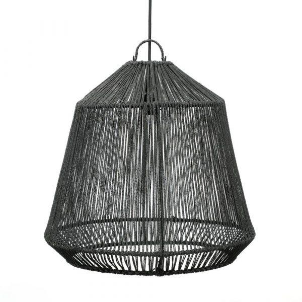 Bazar Bizar - The Conic - hanglamp - zwart
