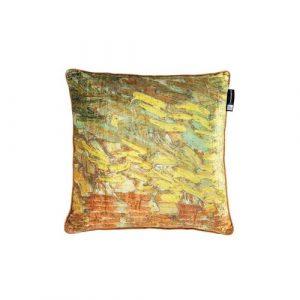 Beddinghouse Beddinghouxe x Van Gogh Museum Paint Sierkussen Oker 45 x 45 cm