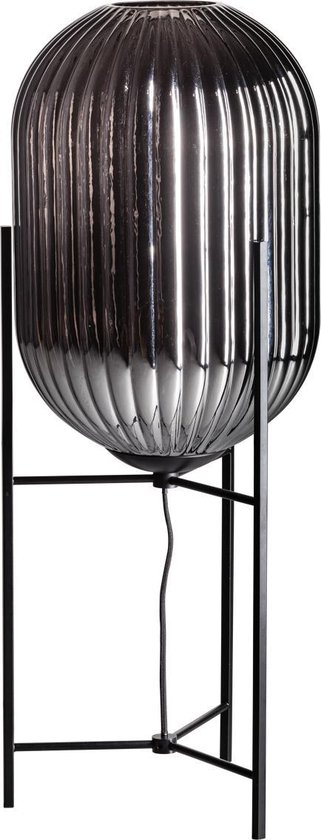 ETH tafellamp Glamm L - zwart