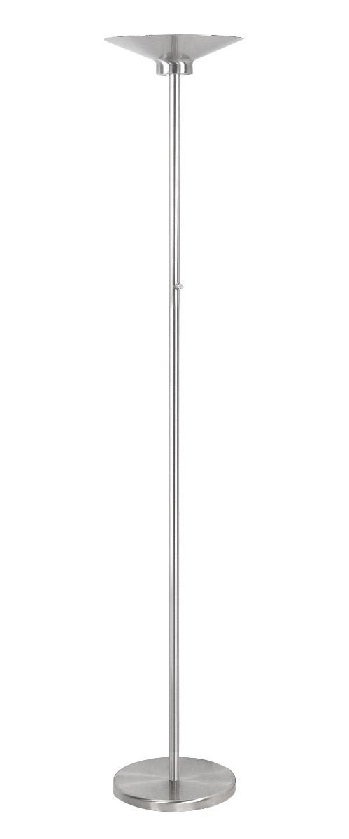 HighLight vloerlamp Gibraltar - mat staal