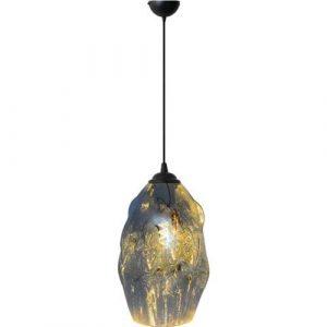 LED Hanglamp - Meteorum - Ovaal - Chroom Glas - E27