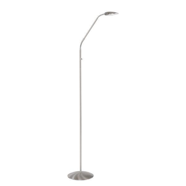 Steinhauer - Dennis - vloerlamp - staal