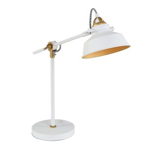 Steinhauer - Nové - tafellamp - wit